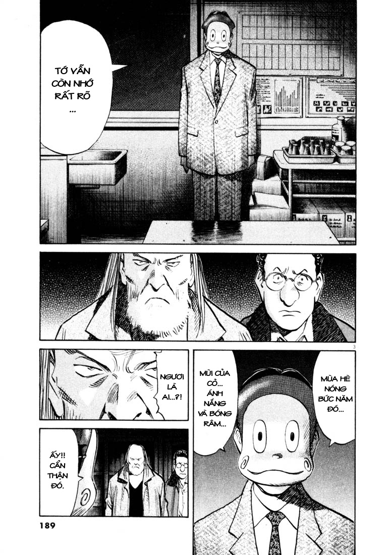 20th Century Boys chapter 132 trang 7
