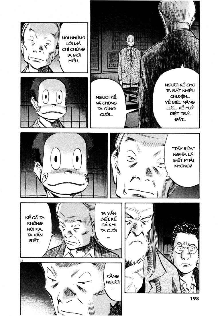 20th Century Boys chapter 132 trang 25