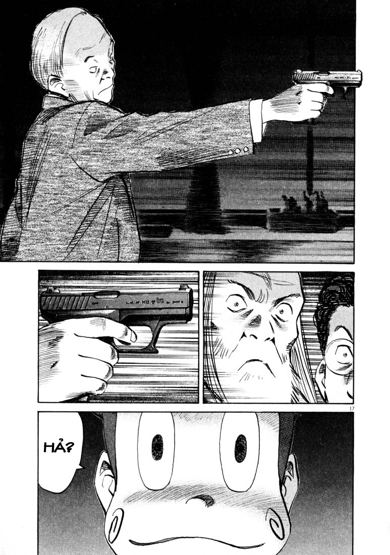 20th Century Boys chapter 132 trang 35