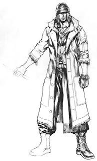 Final Fantasy 1 Concept Art