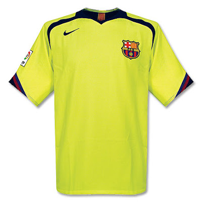 efb2c4584 These are second or change jerseys