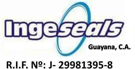 INGESEALS GUAYANA, C A
