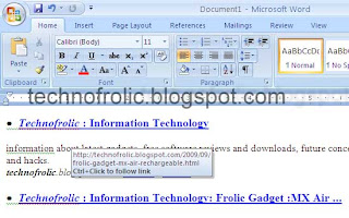 Technofrolic : Information Technology: Simplest way to remove all
