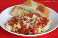 Tomato Artichoke Pasta