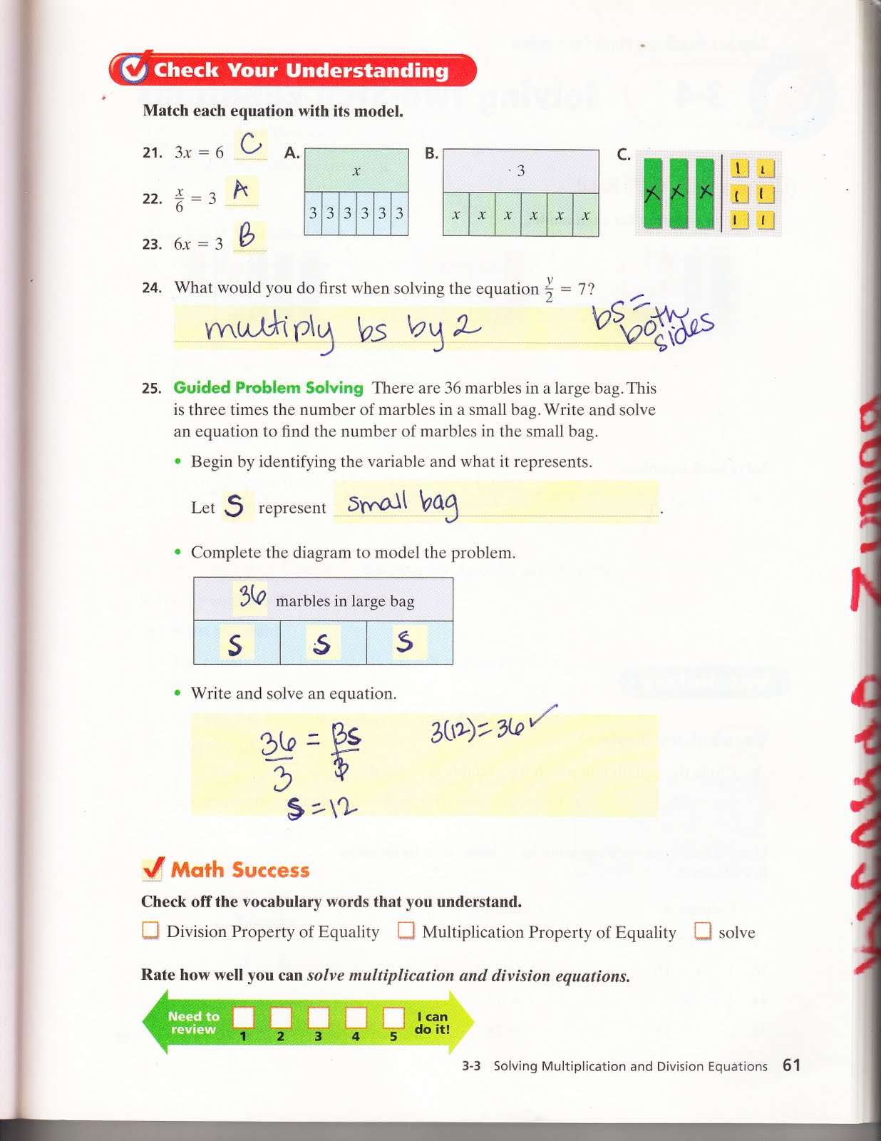 Ms Jean S Algebra Readiness Blog 3 3 Solving