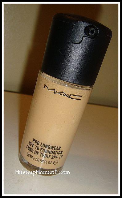 Pro Foundation Mixers By Nyx Professional Makeup: MAC Pro Longwear SPF 10 Foundation: Review + Swatches