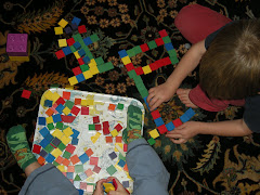 Counting and Building with Tiles