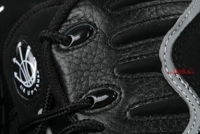 SoleSurvivor Detroit: Nike Air Max Uptempo 97 Retro Black