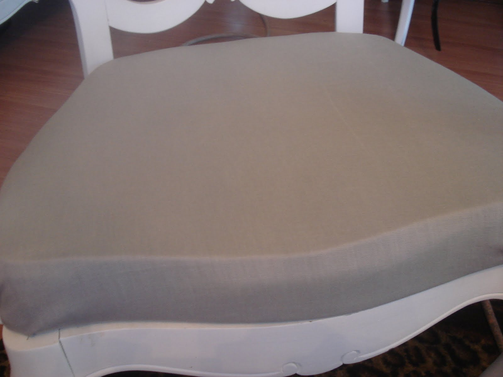 Diy Chair Cushions Cierras Tattered Elegance Diy What To Do With Those Ugly