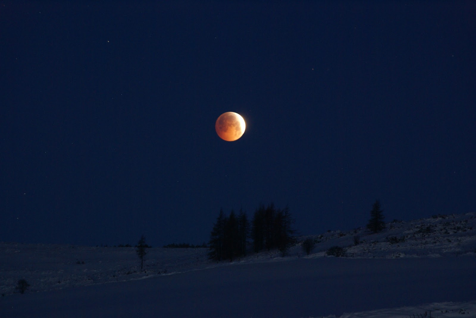 red moon scotland - photo #3