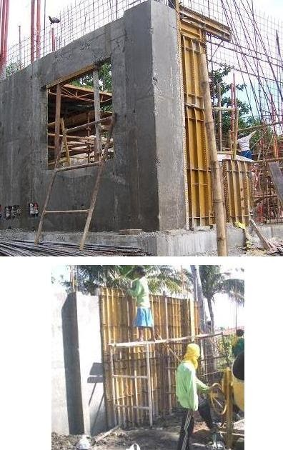 Philippines Construction Philippines Cast In Place Concrete