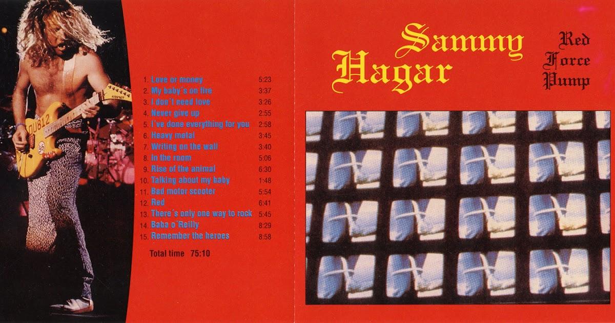 d p 39 s bootleg tunz world sammy hagar st louis 3 13 1983. Black Bedroom Furniture Sets. Home Design Ideas