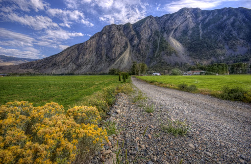 K Mountain, Keremeos, Similkameen Valley, BC, Canada