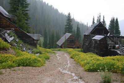 Smzrfamilyblog Trip To Stibnite And Cinnabar Idaho