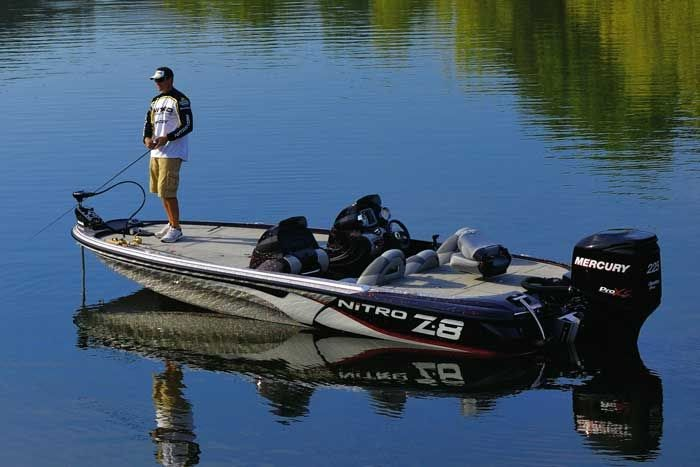 Who Makes Interstate Batteries >> Average Fisherman: Nitro Z8 Bass Boat Review