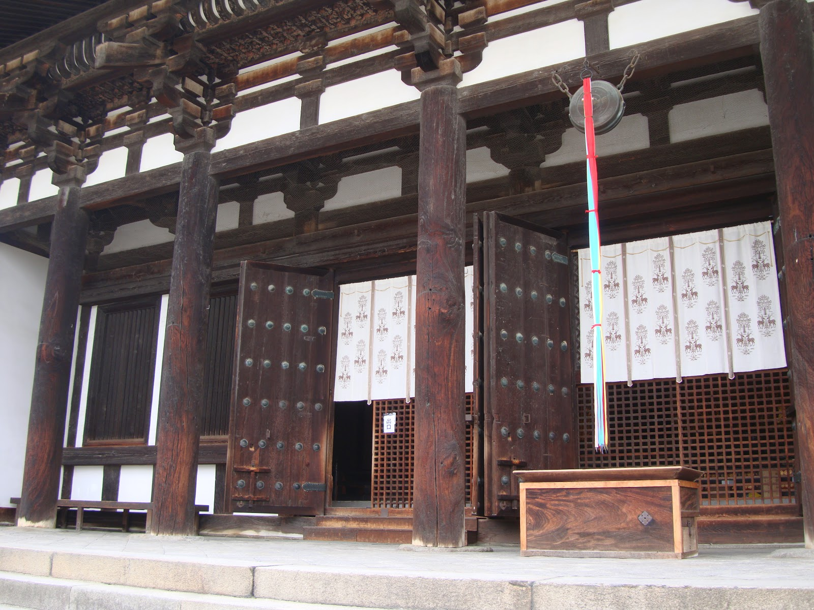 Siṃsapā Grove: 遊方 Paribbājakā: Kōfuku-ji 興福寺