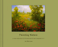 Painting Nature by Jan Blencowe