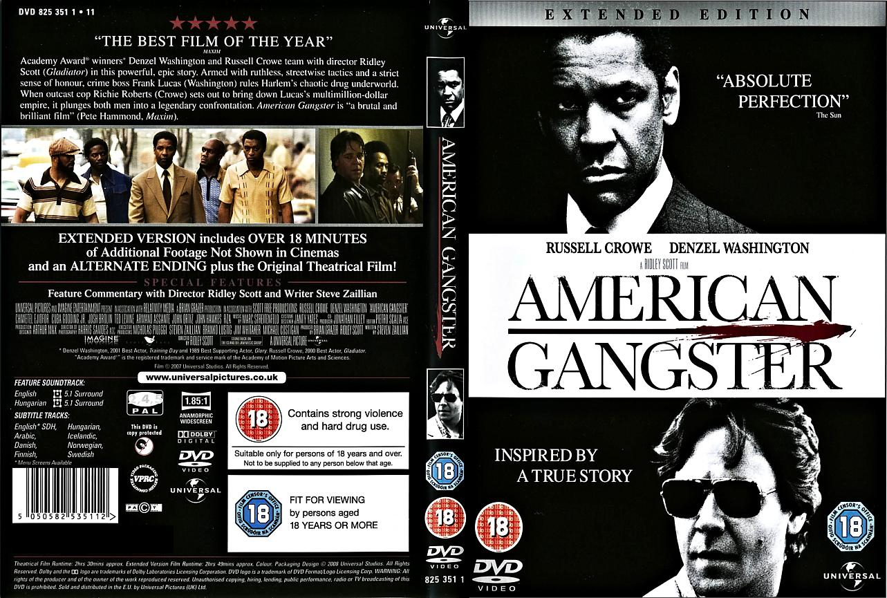 Movies Collection American Gangster 2007