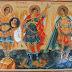 Arcanjos São Miguel, São Gabriel e São Rafael