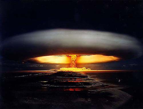 Nuclear Test Pictures