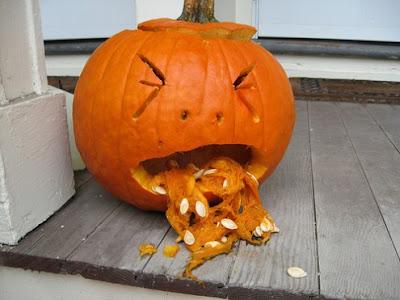 Cool Halloween Pumpkin Seen On www.coolpicturegallery.us