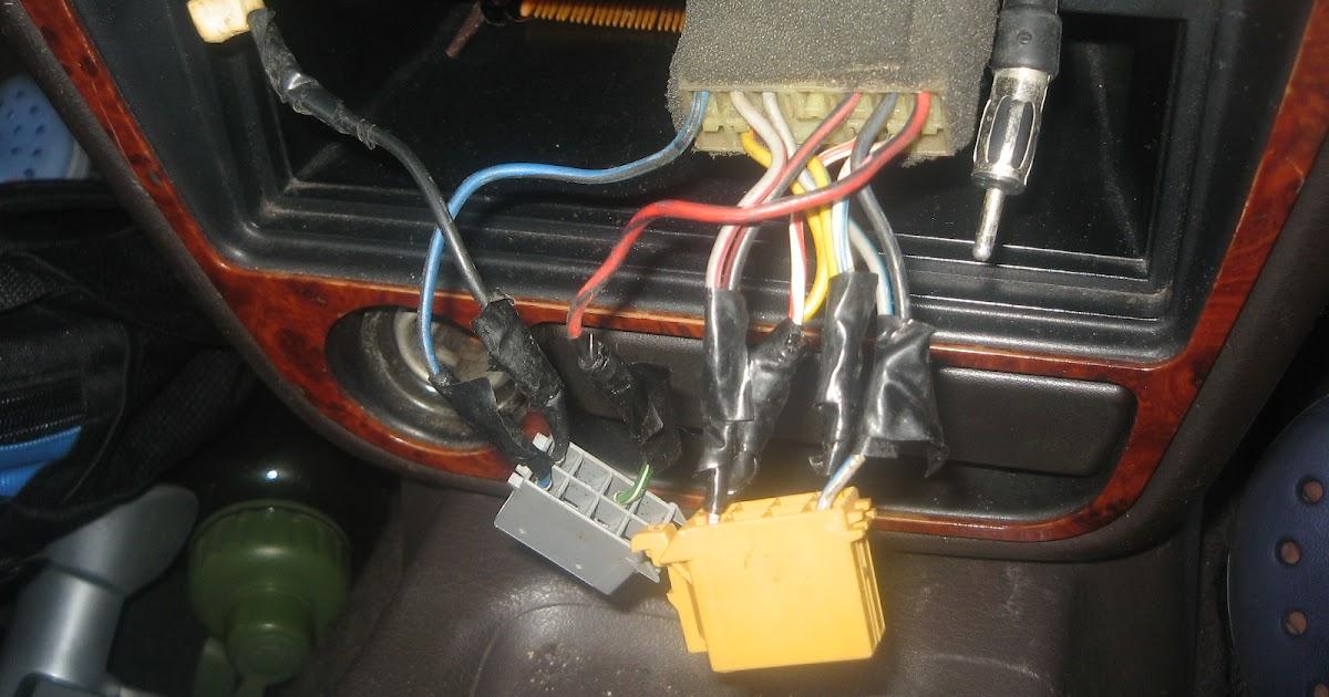 DIY REPAIR YOUR CAR Diy membaiki kereta anda : CARA PEMASANGAN RADIO