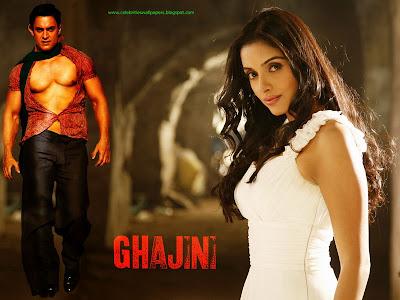 Aamir Khan's 10 BIGGEST Hits - Rediff.com movies  |Asin Thottumkal And Aamir Khan