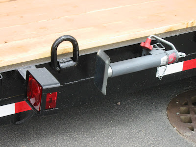 Car Hauler Utility Duel Axle Trailers