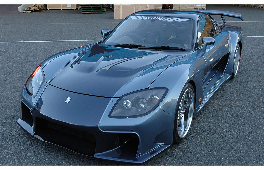 Veilside Fortune Kit Headlights Rx7club Com Mazda Rx7