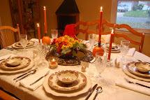 Ma Maison Thanksgiving Table