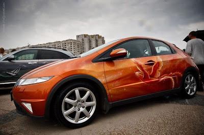 Hayata Ve Insana Dair Araba Boyama Sanati Car Coloring Art