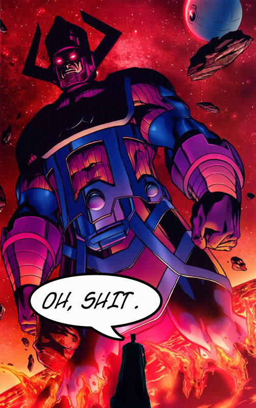 Galactus vs Batman | SpaceBattles Forums  Galactus vs Bat...