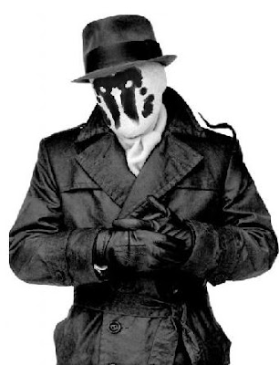 Favorite Fiction: Grudge Match: Deadpool vs Rorschach
