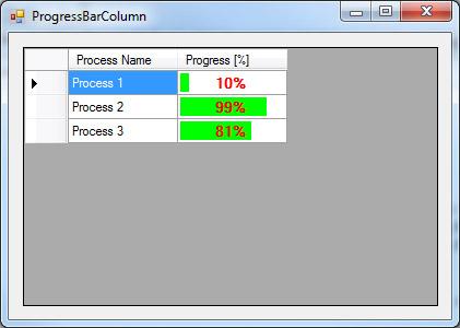 f10ffb222154 Favorite Gadgets  How to Create ProgressBar Column in DataGridView ...