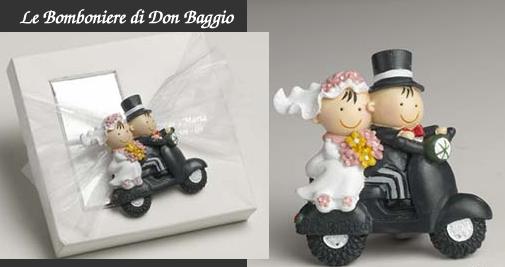 Bomboniere Matrimonio Moto.Le Bomboniere Di Don Baggio Di Yolanda Ruiz Puente Novita