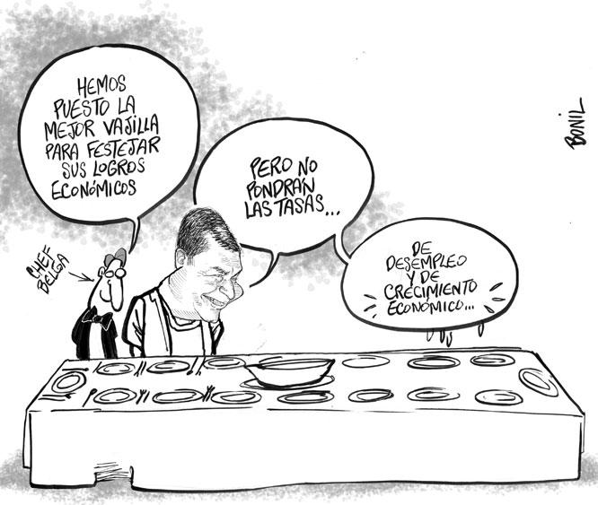caricatura Bonil