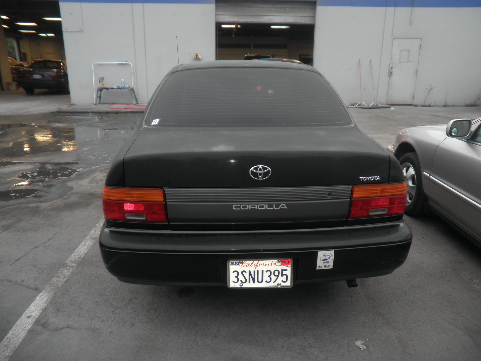 Fremont Toyota Service >> Auto Body-Collision Repair-Car Paint in Fremont-Hayward-Union City-San Francisco Bay: Car of the ...