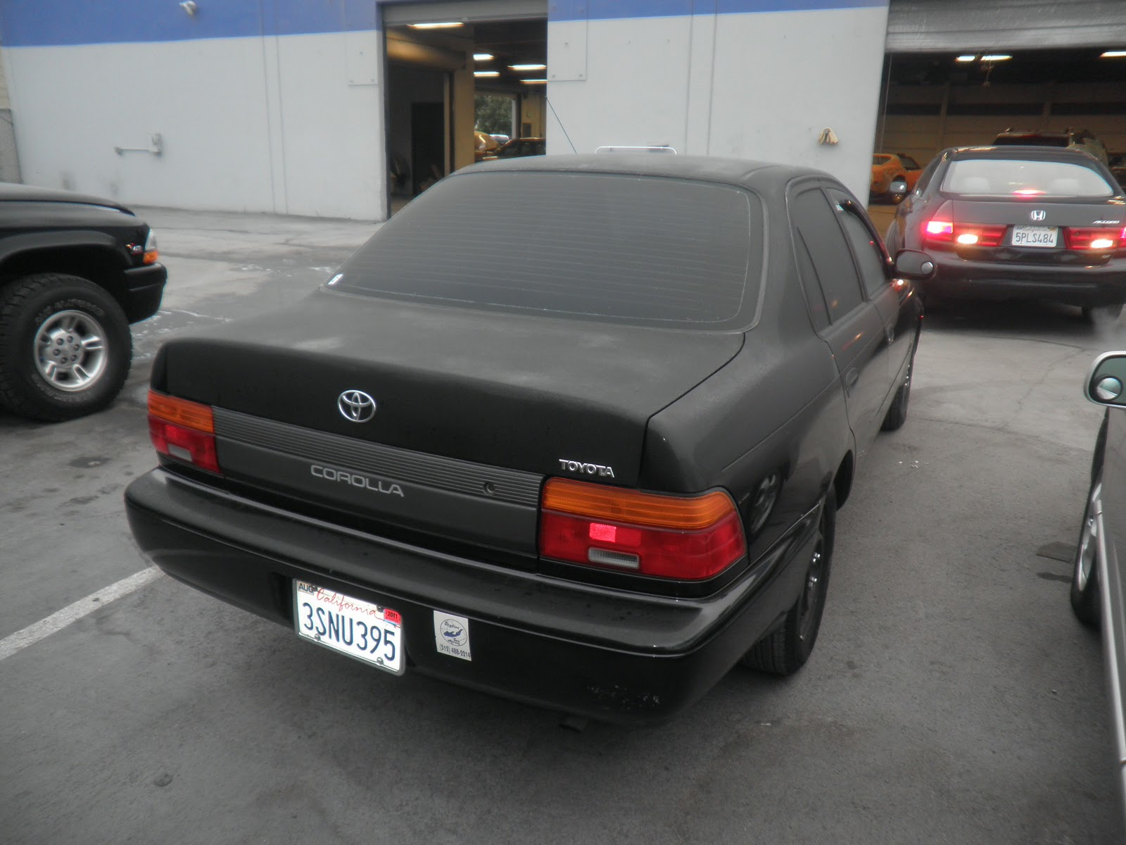 San Francisco Toyota Service >> Auto Body-Collision Repair-Car Paint in Fremont-Hayward-Union City-San Francisco Bay: Car of the ...