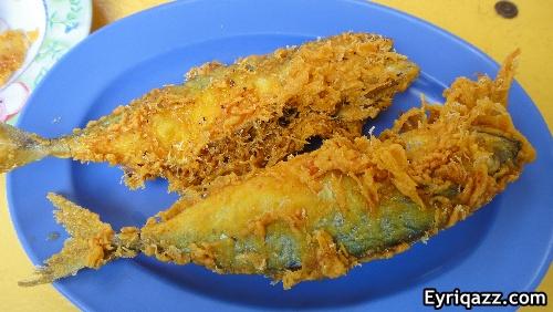 Ikan dan Sotong Celup Tepung Pantai Batu Buruk|Great Teacher Onizuka