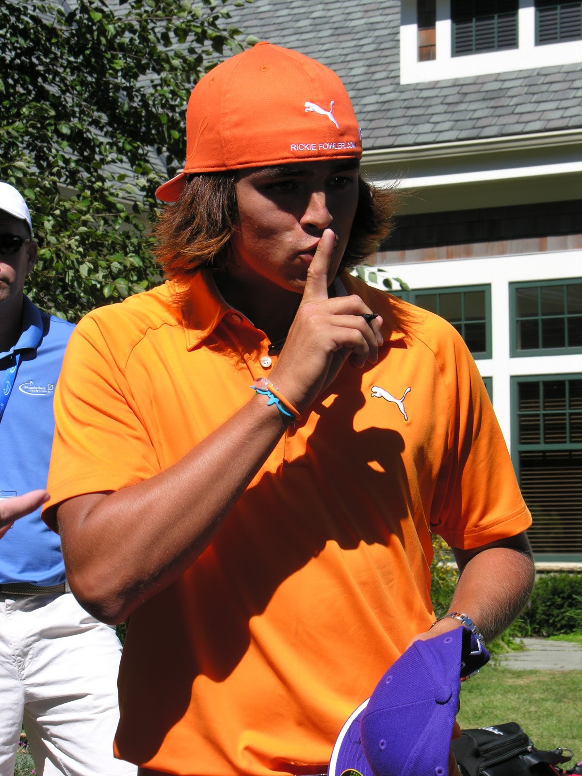 Goldie Bounce Golf  Rickie Fowler f5a4ad54f0