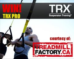 WIN A TRX WORKOUT SYSTEM