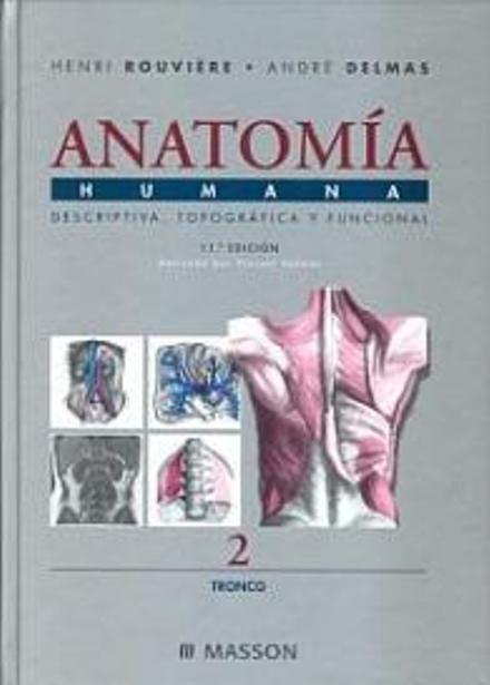 Anatom a de rouviere tomo ii Libros de ceramica pdf