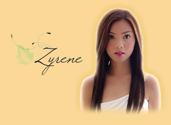 Pinay Crush: Zyrene Parsad
