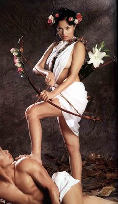 lacey banghar busty hot bugil