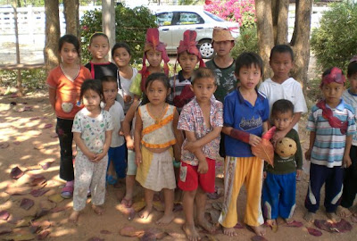 Col. Xay Dang Xiong led to build Ban Vinai Refugees Camp ...   Nong Khai Thailand Refugee Camp