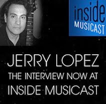 Inside MusiCast interviews our fearless leader Jerry Lopez.
