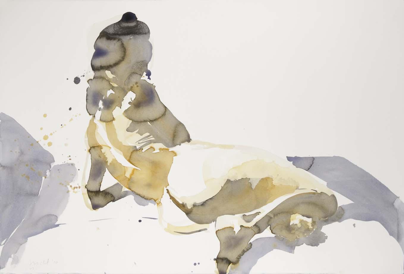 Eric Fischl Watercolors Unedit my heart...