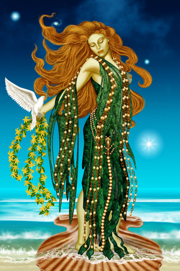 Aphrodite Goddess of Love: Aphrodite Goddess of Love