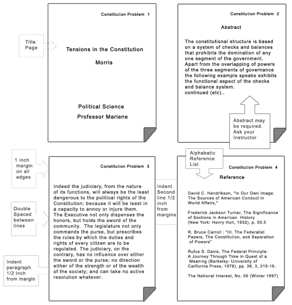 Biblioteca p blica municipal de lo za ejemplo de formato for Apa research paper template word 2010
