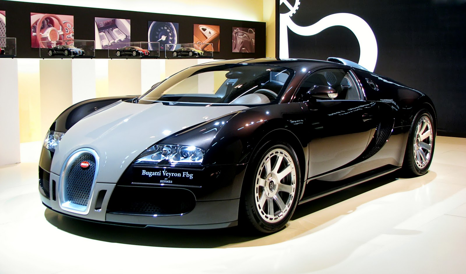 Top Cool Cars: Bugatti Veyron